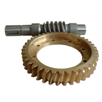 Worm-wheel-shaft-1